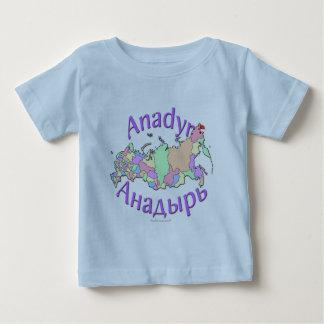 Anadyr Russia Baby T-Shirt