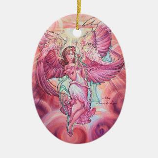 Anael Ceramic Ornament