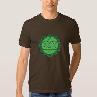 Anahata Chakra Basic T-Shirt