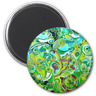 Anahata - energies open 2 inch round magnet