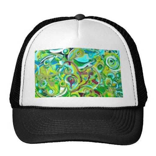 Anahata - energies open hats