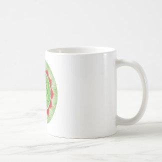 Anahata Heart White 325 ml  Classic White Mug