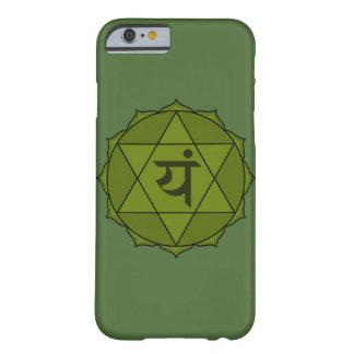 anahata or heart chakra iPhone 6 case