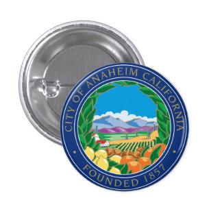 Anaheim Pinback Button