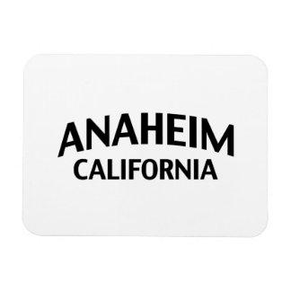 Anaheim California Iman Rectangular