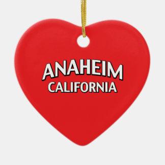 Anaheim California Ornaments