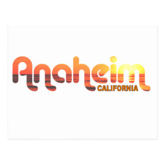Anaheim, California Tarjetas Postales