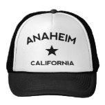 Anaheim California Trucker Cap Trucker Hat