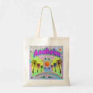 Anaheim Calm Desire Tote Bag
