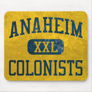 Anaheim Colonists Athletics Mouse Pad