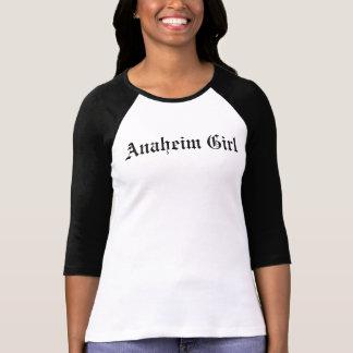 Anaheim Girl T-shirt