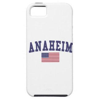 Anaheim US Flag iPhone SE/5/5s Case