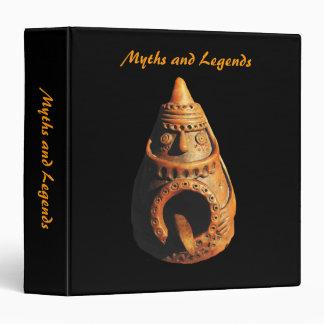 Anahid the Goddess Vinyl Binders