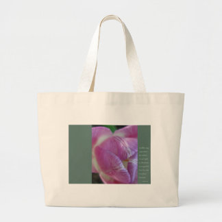 Anais Nin Quote Large Tote Bag