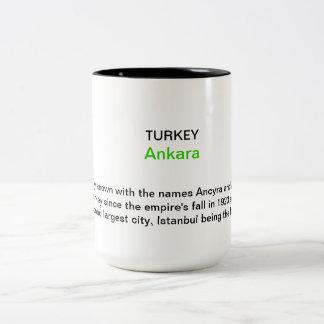 Anakara 2013 Two-Tone coffee mug