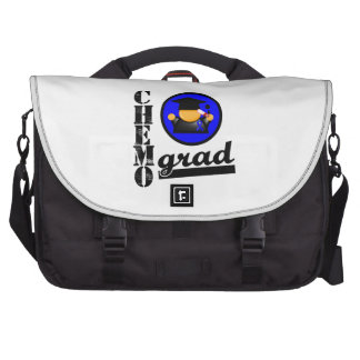 Anal Cancer Chemo Grad Laptop Bag