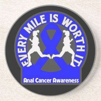 Anal Cancer Every Mile Is Worth It Coaster