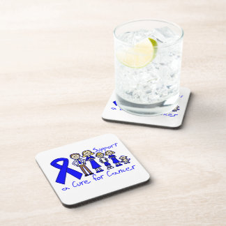 Anal Cancer Family Support A Cure Coasters