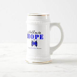 Anal Cancer Hold On to Hope Mugs
