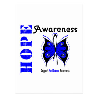 Anal Cancer Hope Awareness Postcard