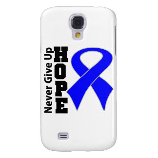 Anal Cancer Hope Never Give Up Galaxy S4 Cases