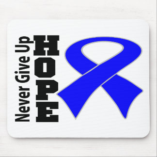 Anal Cancer Hope Never Give Up Mouse Pad