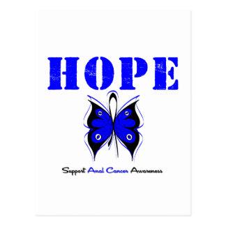 Anal Cancer Hope Postcard