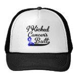 Anal Cancer I Kicked Butt Trucker Hat
