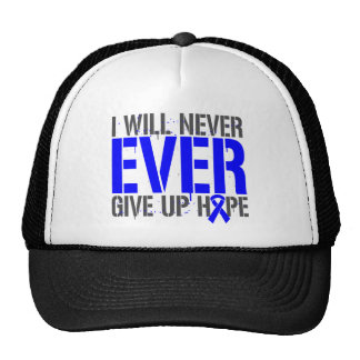 Anal Cancer I Will Never Ever Give Up Hope Hat