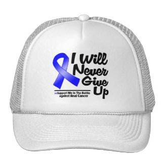 Anal Cancer I Will Never Give Up Trucker Hat
