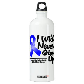 Anal Cancer I Will Never Give Up SIGG Traveler 1.0L Water Bottle