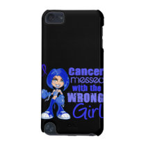 Anal Cancer Messed With Wrong Girl iPod Touch 5G Cover
