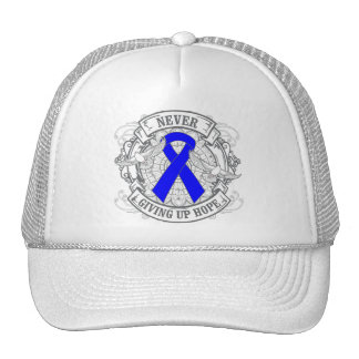 Anal Cancer Never Giving Up Hope Hats