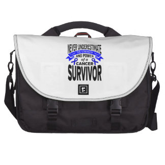 Anal Cancer Never Underestimate Strength Commuter Bags