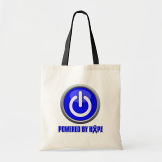 Anal Cancer Powered by Hope Budget Tote Bag