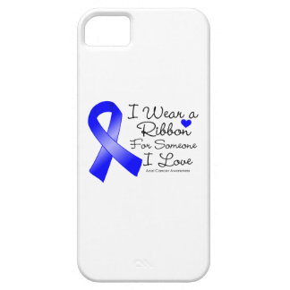 Anal Cancer Ribbon Someone I Love iPhone 5 Covers