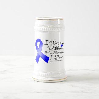 Anal Cancer Ribbon Someone I Love Mug