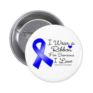 Anal Cancer Ribbon Someone I Love Pins