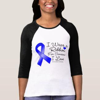 Anal Cancer Ribbon Someone I Love T Shirts
