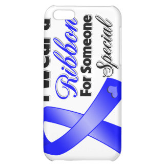 Anal Cancer Ribbon Someone Special iPhone 5C Cover