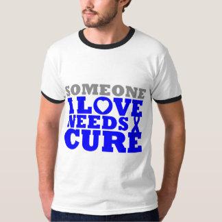 Anal Cancer Someone I Love Needs A Cure Shirt