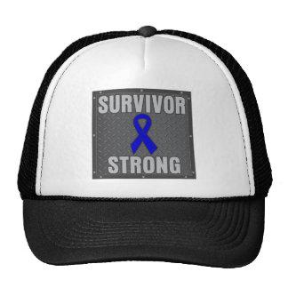 Anal Cancer Survivor Strong Trucker Hat