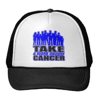 Anal Cancer -Take A Stand Against Cancer Mesh Hats