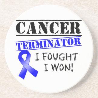 Anal Cancer Terminator Coasters