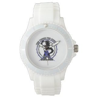 Anal Cancer Too Tough For Cancer Wristwatch