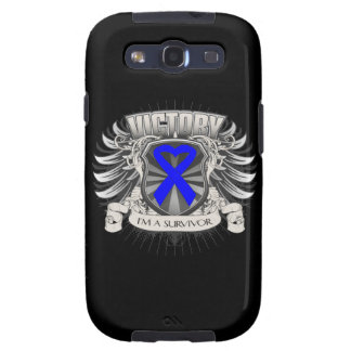 Anal Cancer Victory Galaxy S3 Cover