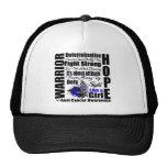 Anal Cancer Warrior Fight Slogans Hat
