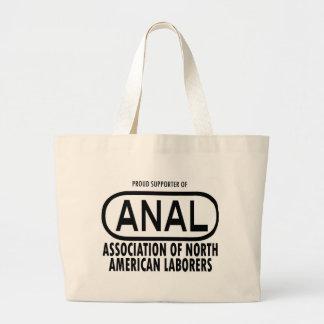 ANAL Logo Gear! Tote Bags