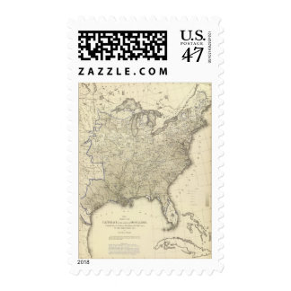 Analfabetismo 1870 sellos postales
