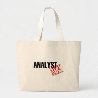 Analista Bolsa Tela Grande